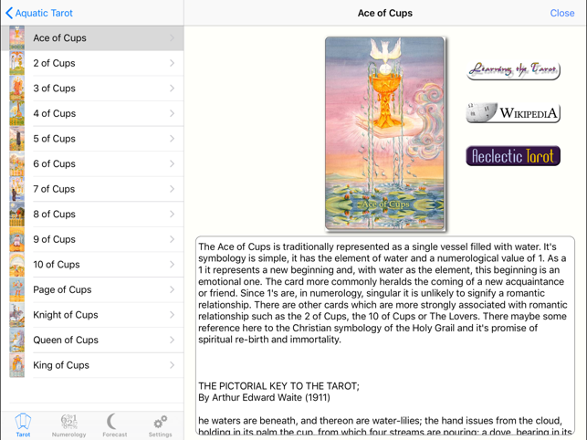 Tarot & Numerology on the App Store
