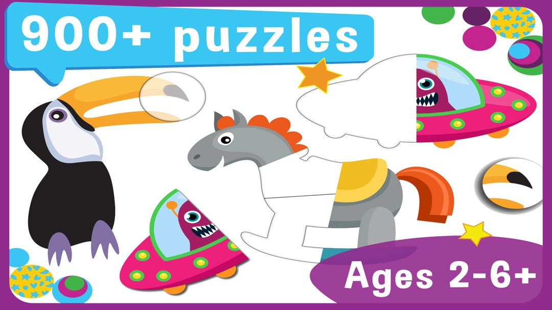 Toddler Educational Puzzles - Online Game Hack and Cheat