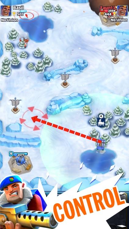 Warhands・Royale PvP clash deck screenshot-3