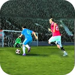Kick & Flick Football