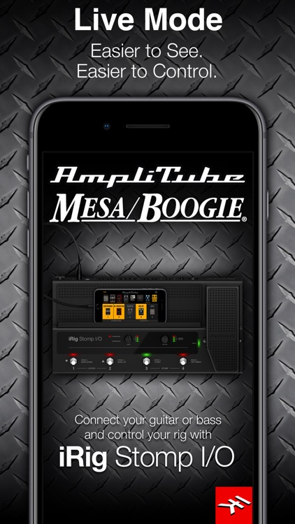 AmpliTube MESA/Boogie screenshot-2