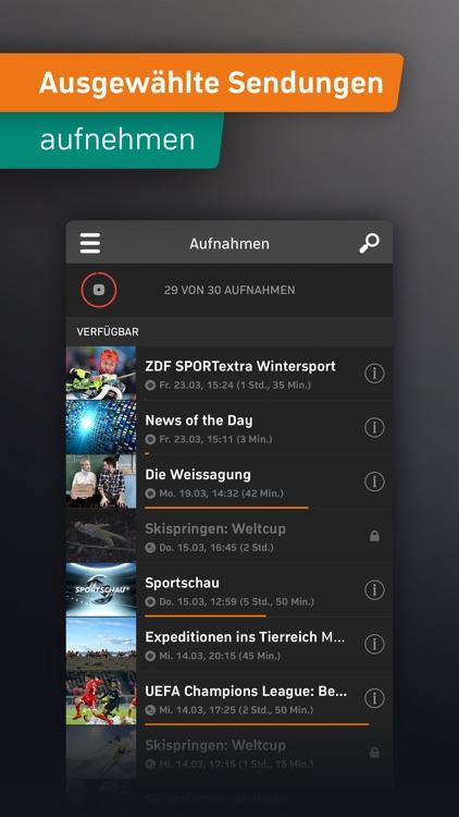 Zattoo Deine WM App screenshot-5