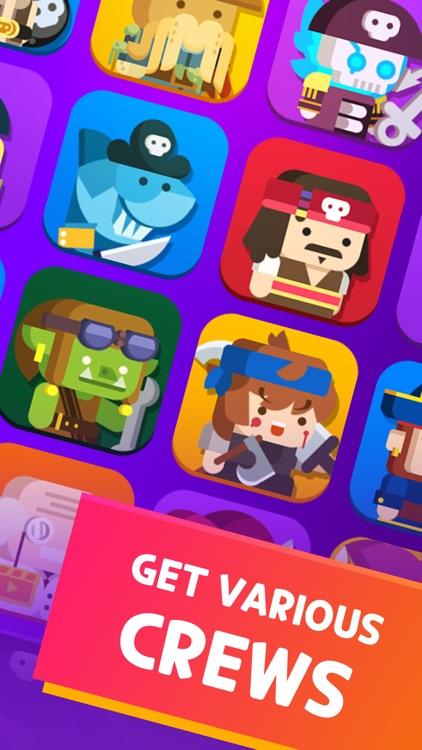 Pirate Inc - Idle Clicker screenshot-4