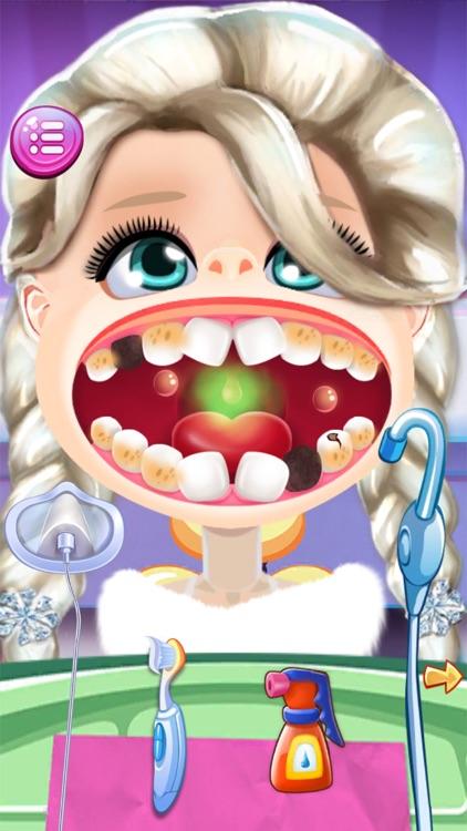 Little Dentist - Fun games