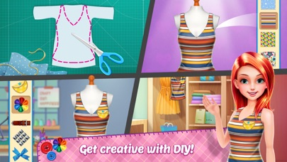 DIY Fashion Star screenshot 2