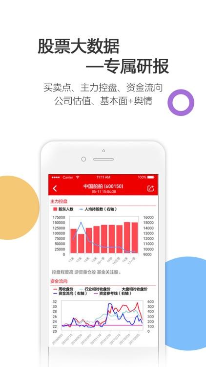 股票池——专注于炒股服务23年 screenshot-3