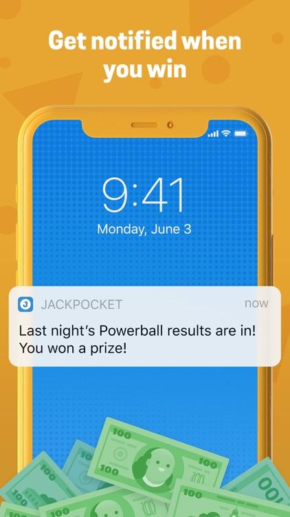 Jackpocket Lottery App screenshot-5
