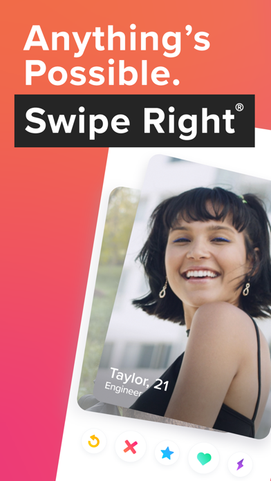 Screenshot 1 of Tinder - Dating New People App
