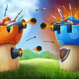 Mushroom Wars 2: Tower Defense