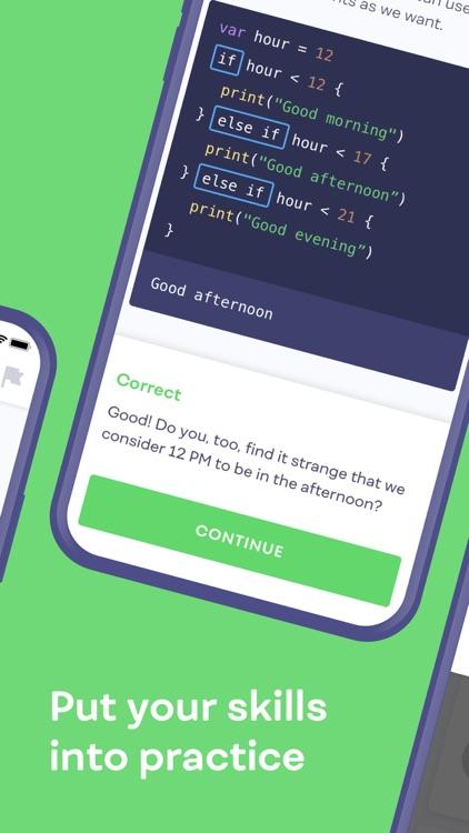 Mimo: Learn to Code screenshot-5