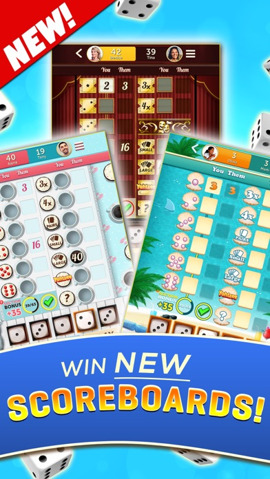 Dice With Buddies: Social Game Скриншоты8