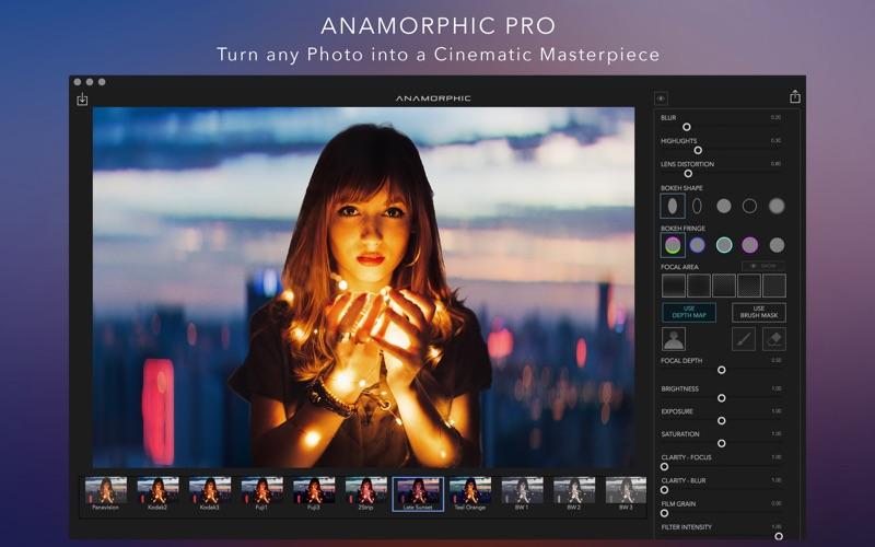 Anamorphic Pro Screenshots