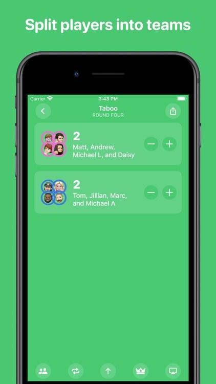 Scorecard: Point Tracker screenshot-3