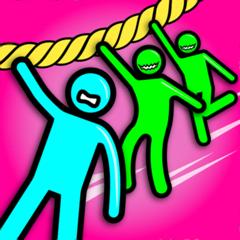 Rope Rescue! - Unique Puzzle