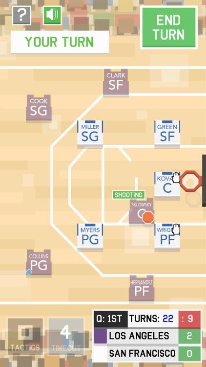 Supertactix Basketball screenshot-3
