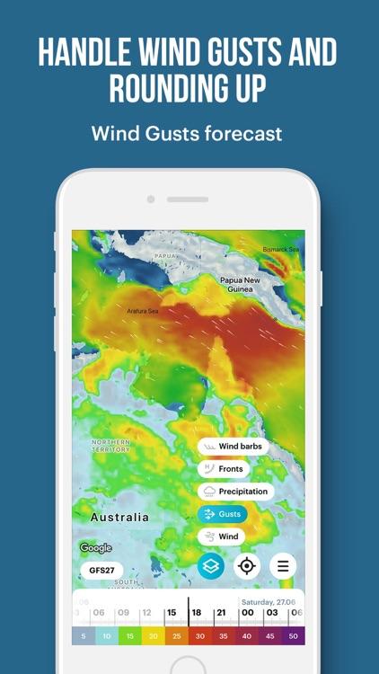 WindHub: sailing weather screenshot-7