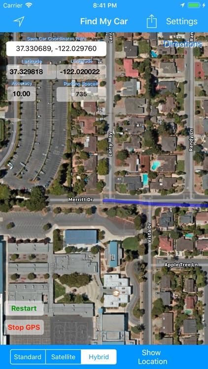 Find My Car!! screenshot-4