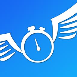Ícone do app Dash Timer - Workout Companion