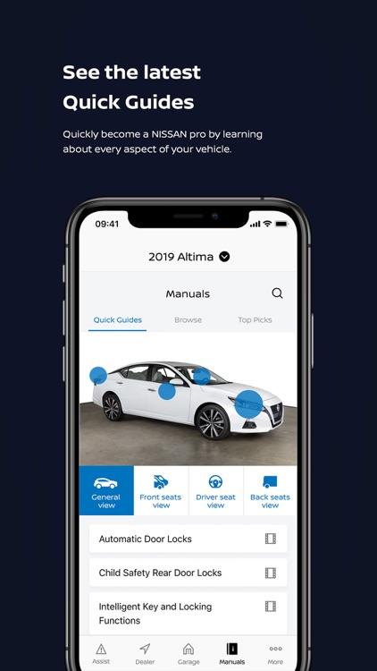 MyNissan App screenshot-6