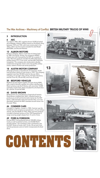 War Archive – The machines of conflict through the 20th Century