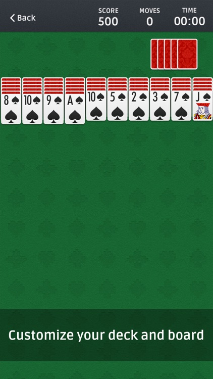 Spider Solitaire ⋄