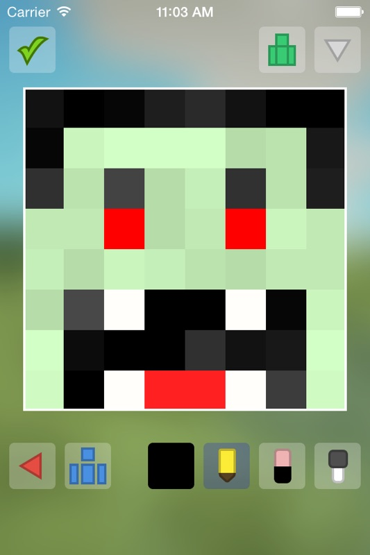 Skin Creator PE for Minecraft - Online Game Hack and Cheat