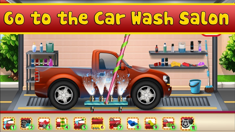 Tiny Car Wash screenshot-5