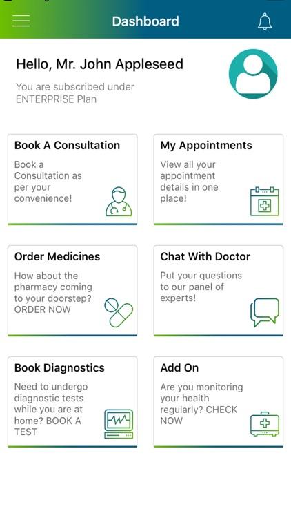 DocOnline: Ask a Doctor Online screenshot-4