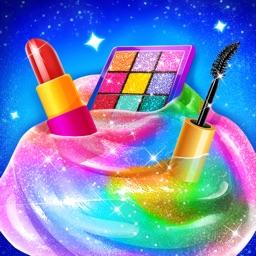 Makeup Slime - Glitter Fun