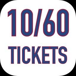 10/60 Cubs Ticket Reminders