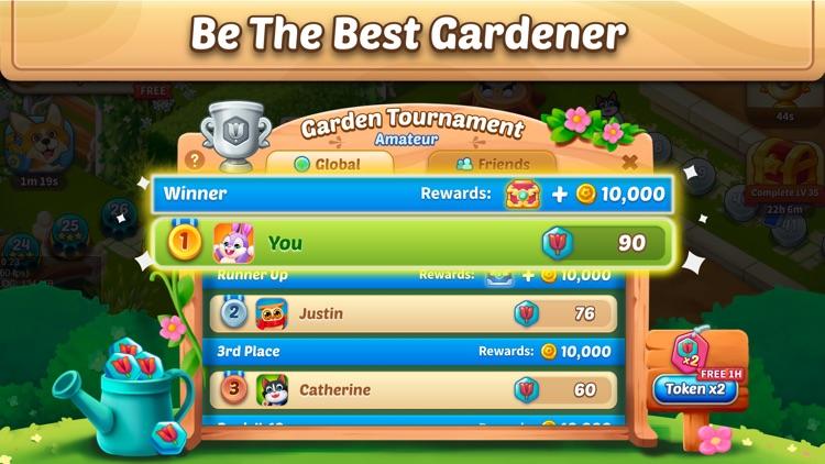Solitaire Garden Escapes screenshot-7