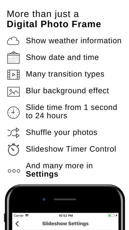 Digital Photo Frame + Pro screenshot-5