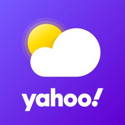 Ícone do app Yahoo Tempo