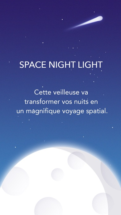 download Veilleuse Space Night Light apps 2