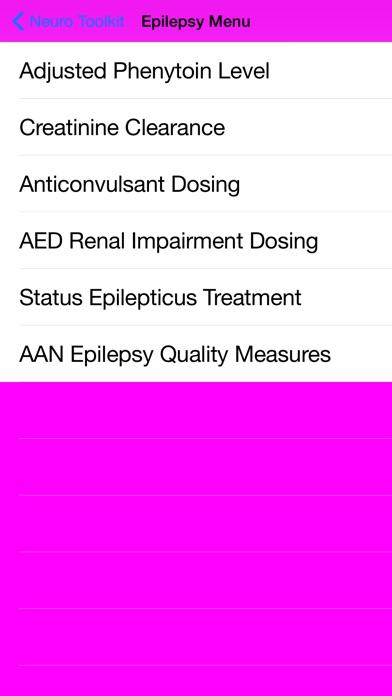 Neuro Toolkit review screenshots
