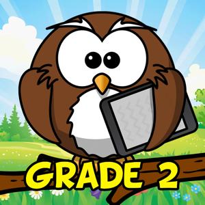 Second Grade Learning Games app