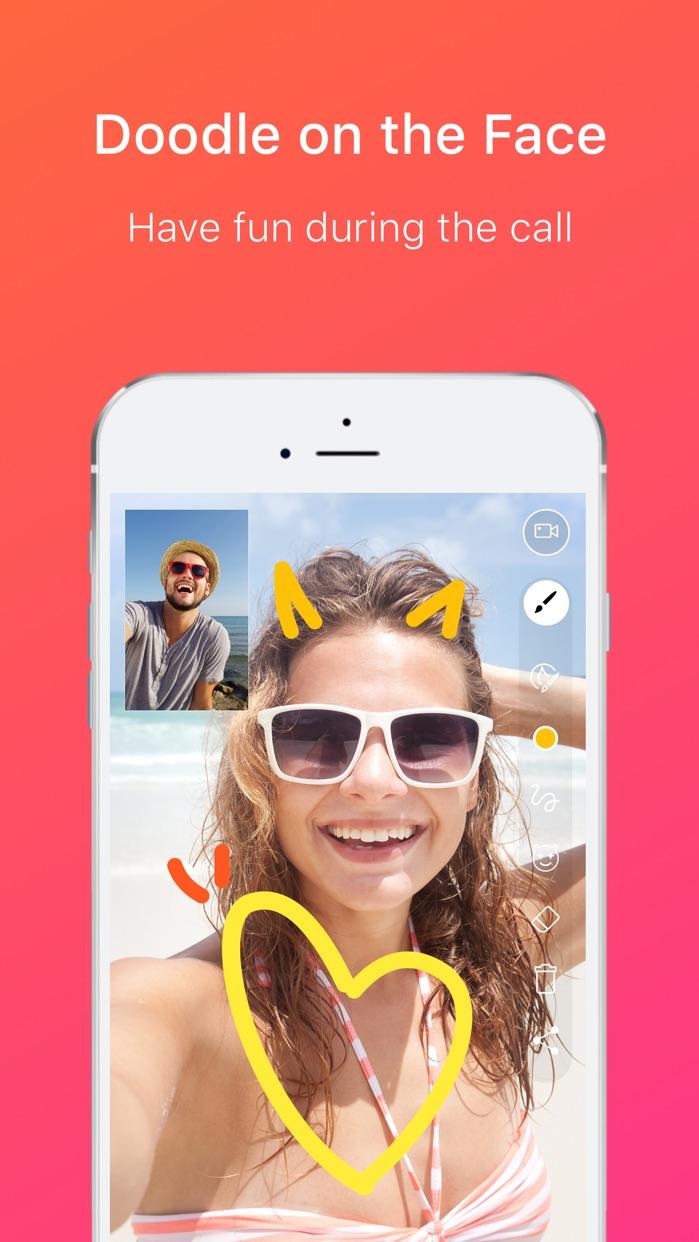 JusTalk Video Chat & Messenger Screenshot