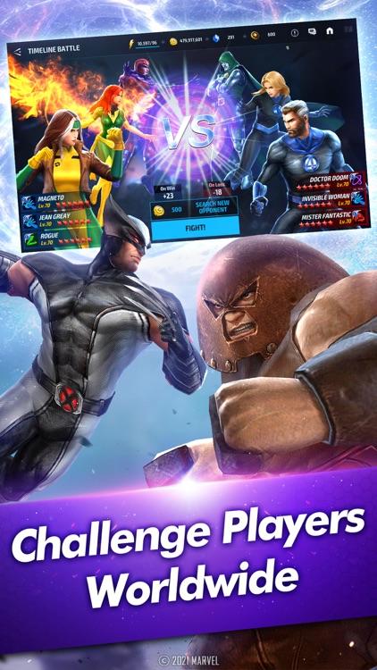MARVEL Future Fight screenshot-4