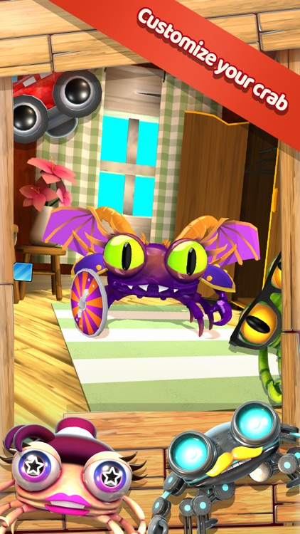 Mr. Crab 2 screenshot-3