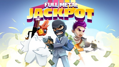 Full Metal Jackpot screenshot 1