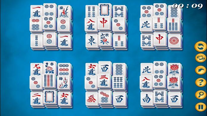 Mahjong Deluxe Go Screenshot