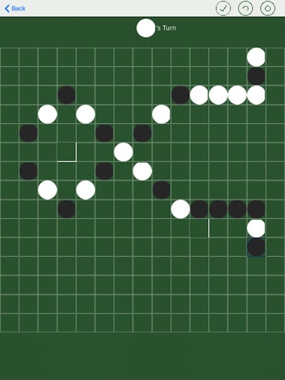 Gomoku Tic Tac Toe Game! screenshot 8
