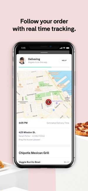 Postmates food delivery on the app store urtaz Images