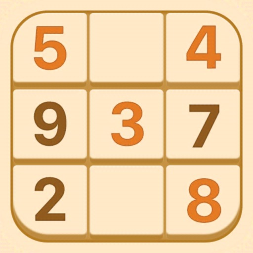 Sudoku - Aged Studio