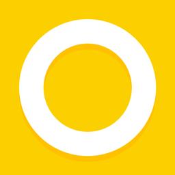 Ícone do app Over: Editor de Fotos e Vídeos