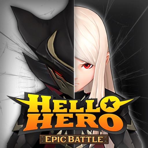 Hello Hero Epic Battle: 3D RPG