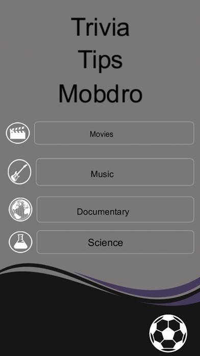 Trivia for mobdro screenshot three