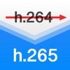 H.265:H.264相互转换