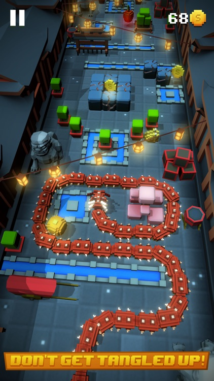 Blocky Snakes screenshot-4