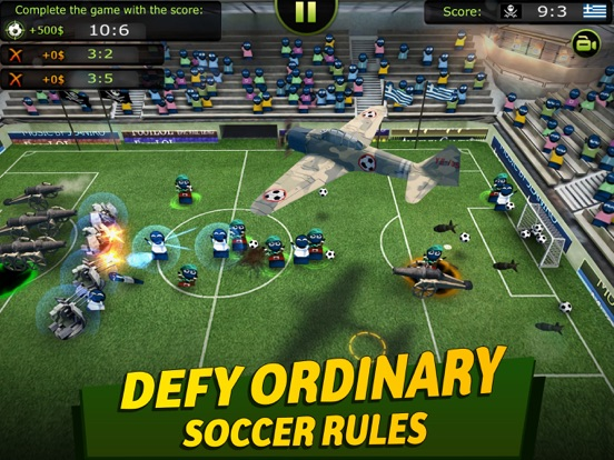 FootLOL - Crazy Soccer Screenshots